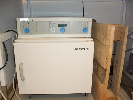 Picture of Laboratory oven